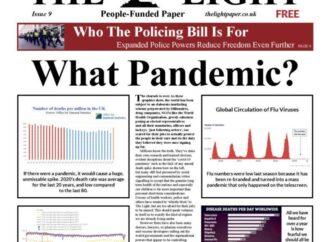 Darren Nesbit and The Light Newspaper 24-6-21