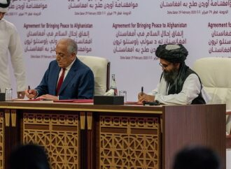 The Afghanistan Debacle, Zalmay Khalilzad and The Great Reset
