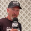 David Sumrall Stop Hate 17-8-21