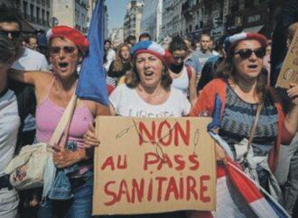 French Resist Passport Tyranny