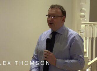 Alex Thompson – International Espionage Part 1