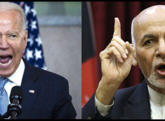 U.S. Intel Hits Biden Again, Leak Transcript and Recording of Call With President Ghani