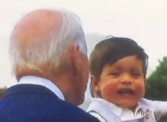 Video – Biden Sniffing Babies At Build Back Better 14-9-21